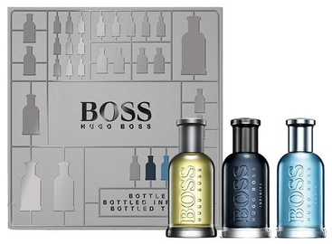 Hugo Boss Bottled 30ml EDT + 30ml Infinite EDP + 30ml Tonic EDT