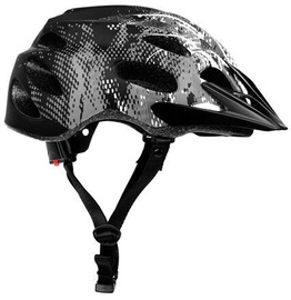 Шлем Spokey Checkpoint, серый, 580 - 610 мм