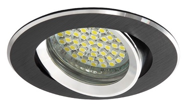 Įmontuojamas šviestuvas Kanlux 18531 CT-DTO50-B, 50W, GX5.3