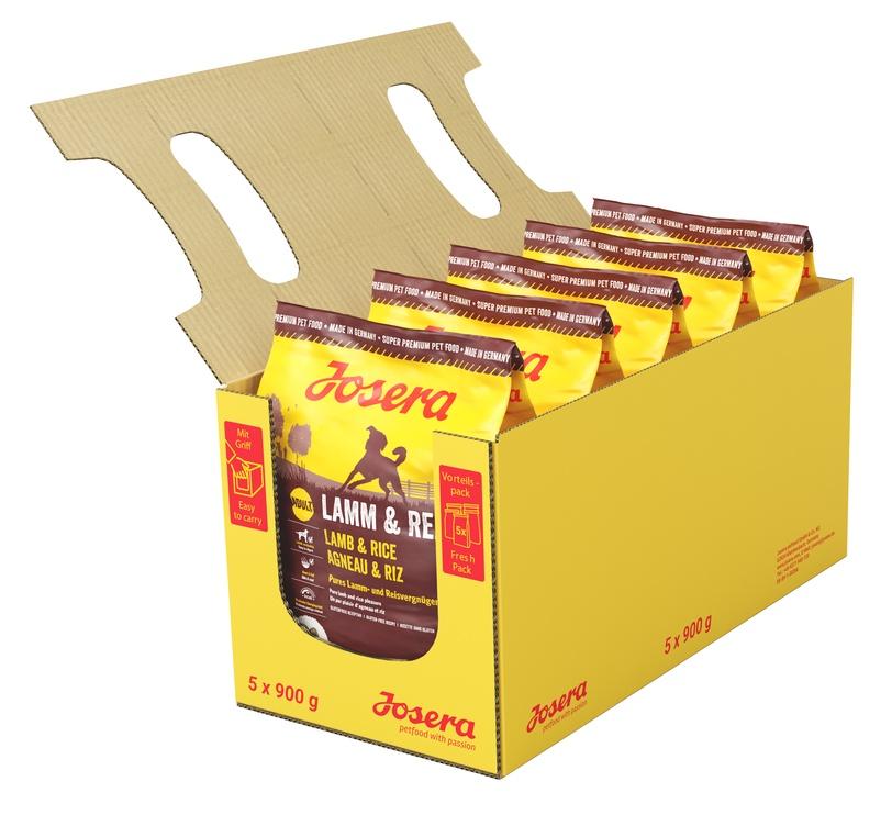 Сухой корм для собак Josera JOS0240, 0.9 кг