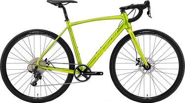"Merida Cyclo Cross 100 52 28"" Green 19"
