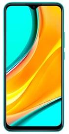 Išmanus telefonas Xiaomi Redmi 9 64GB žalia