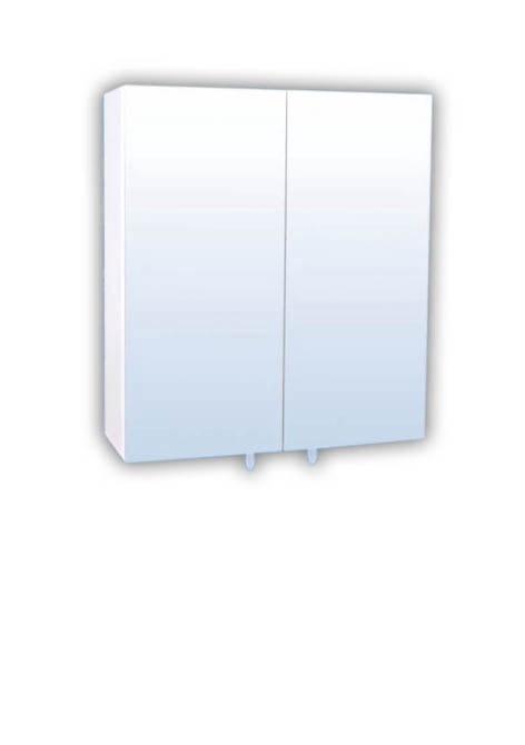 """Ülemine riputatav vannitoakapp """"Meie pere"""" A-2, peegliga"""