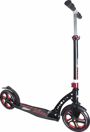 No Rules Aluminium Scooter Pro 230/21mm Black/Red