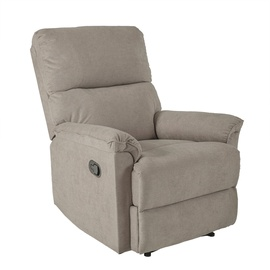 Home4you Gustav Armchair Recliner Grey