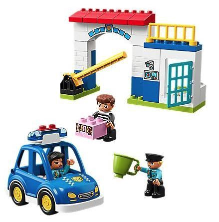 Конструктор LEGO® Town 10902 Полицейский участок