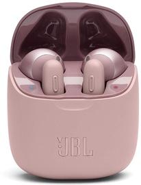 Ausinės JBL Tune 220TWS Pink, belaidės