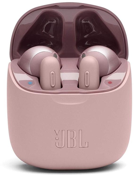 Belaidės ausinės JBL Tune 220TWS Pink