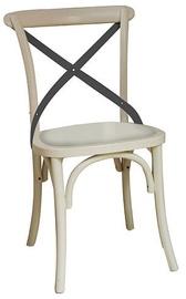 Ēdamistabas krēsls Signal Meble Lars II White