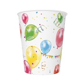 Vienkartiniai puodeliai, Ø 8 cm, 8 vnt.