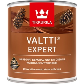Impregnantas Tikkurila Valtti Expert, antracito spalvos, 0.75 l