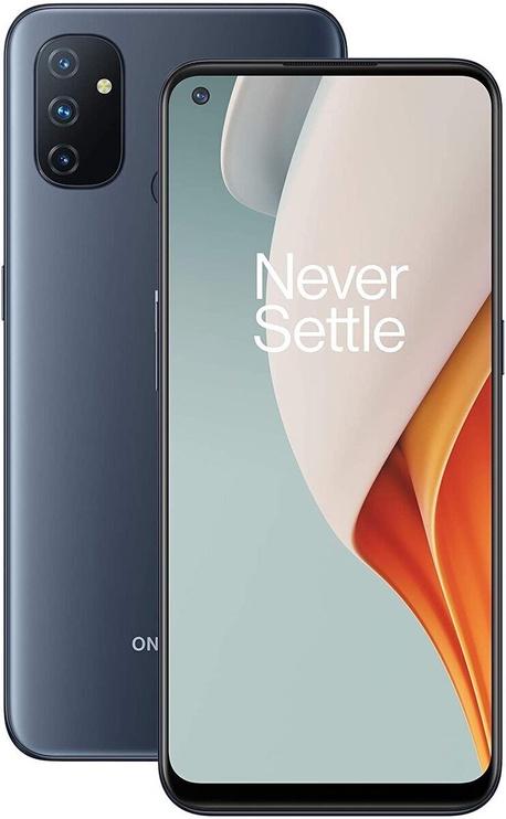 Мобильный телефон OnePlus Nord N100, синий, 4GB/64GB