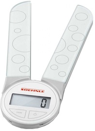 Soehnle Electronic Kitchen Scales Genio White