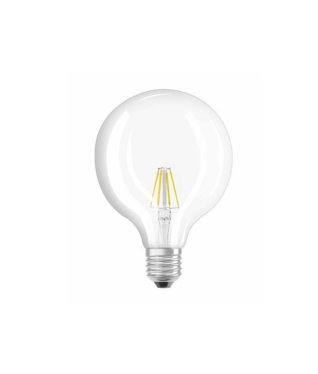 SPULDZE LED RETROFIT G125 4W/827 E27 CL (OSRAM)
