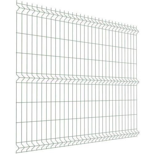 Tvoros segmentas, 2500 x 1230 x 4 mm, rudas