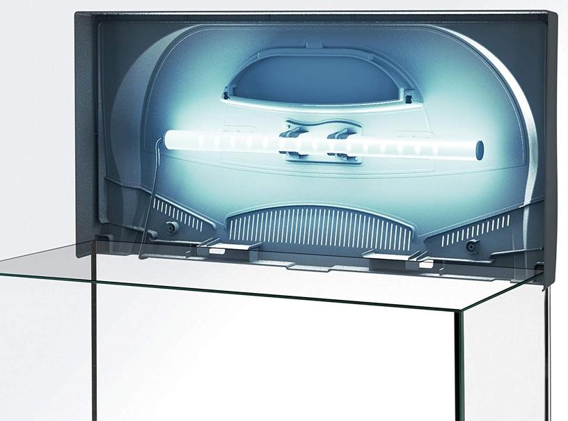 Akvariumas Tetra Starter Line LED, juodas, 80 l, su įranga