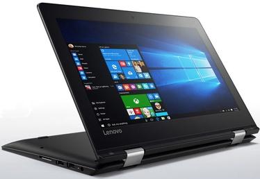 Nešiojamas kompiuteris Lenovo Yoga 310-11 Black 80U2005FPB