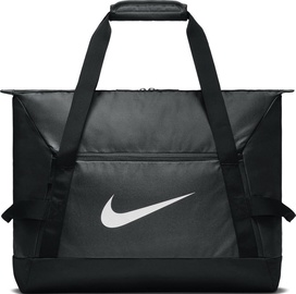 Nike Academy Team Football Duffel Bag M BA5504 010 Black