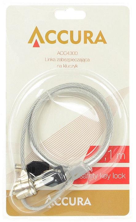 Accura Laptop Lock 1.1m ACC4300