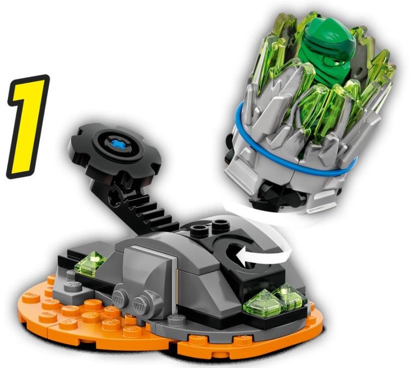 Конструктор LEGO®Ninjago 70687 Шквал Кружитцу — Ллойд