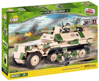 Cobi Small Army WW2 Sd.Kfz.251/10 Hanomag 2472