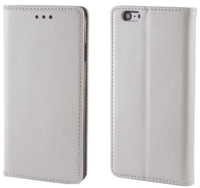 Forever Smart Fix Book Case For Apple iPhone 6/6S Silver