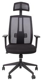 Офисный стул Home4you Vega 14644, черный