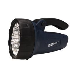HausHalt GD-3019 LED Flashlight Black