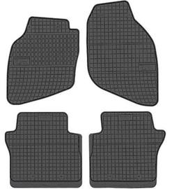 Резиновый автомобильный коврик Frogum Honda Jazz II / City IV, 4 шт.