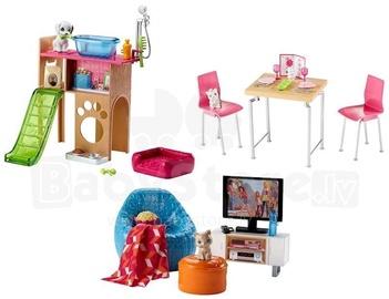 Mattel Barbie Indoor Furniture Set DVX44