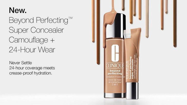 Maskuojanti priemonė Clinique Beyond Perfecting Super Camouflage + 24 Hour Wear 18, 8 g