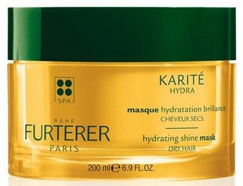 Näomask Rene Furterer Karite Hydra Hydrating Shine Mask 200ml Dry
