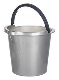 Plast Team Atlanta Bucket 10l Grey