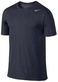 Nike Dri Fit Training T-Shirt 706625 451 Obsidian M