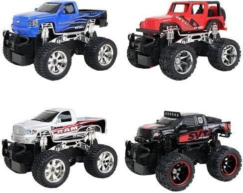 New Bright 1:24 Radio Control Full Function Car Assortment