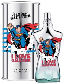Jean Paul Gaultier Le Male Superman Eau Fraiche 125ml EDT