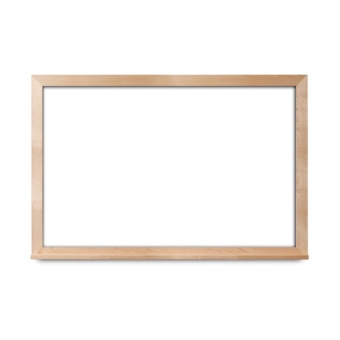 SN Magnetic Board Wooden Frame 40x60cm 000051353911