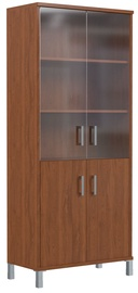 Skyland Born Office Cabinet B 430.5 90х45х205.4 Garda Walnut