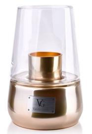 Свеча Mondex Cristie Lanterns Gold 25x18cm