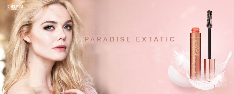 L´Oreal Paris Paradise Extatic Mascara 9.1ml 01
