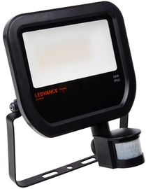 Ledvance Floodlight LED With Sensor 50W/3000K Black