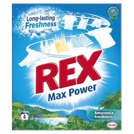 Skalbimo milteliai Rex Amazonia Freshness, 0.260 kg
