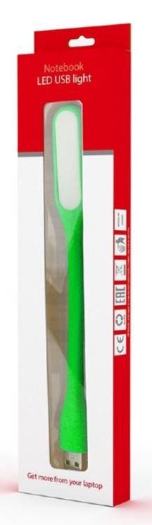 Gembird Notebook LED USB Green