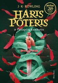 Knyga Haris Poteris ir paslapčių kambarys. 2 dalis