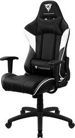Žaidimų kėdė Thunder X3 EC3 Black/White