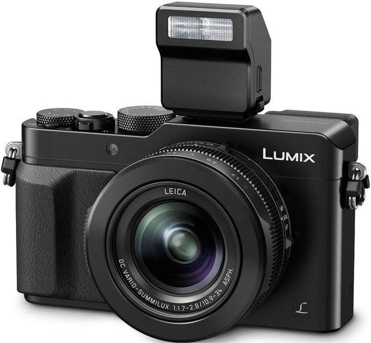 Panasonic LUMIX DMC-LX100K Digital Camera Black