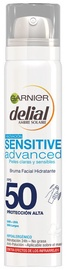 Garnier Delial Ambre Solaire Sensitive Advanced Hydrating Face Mist SPF50 75ml
