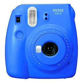 Momentinis fotoaparatas Fujifilm Instax Mini 9, mėlynas