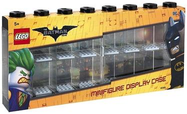 LEGO Minifigure Display Case For 16 Minifigures Black 40661735