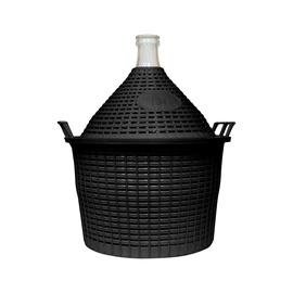 Stiklinis vyno indas Biowin, 34 l